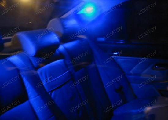 BMW - E39 - 525i - LED - car - interior - lights - 2